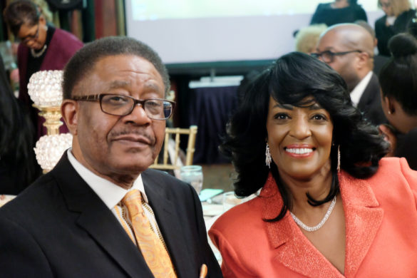 Milford and Dr. Brenda Rogers Gray
