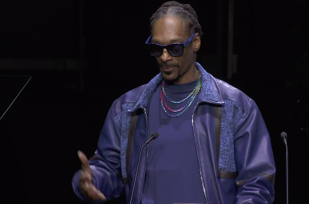 "Rap mogul and friend, ""Snoop Dogg"" attended today's celebration of life honoring Nipsey Hussle."
